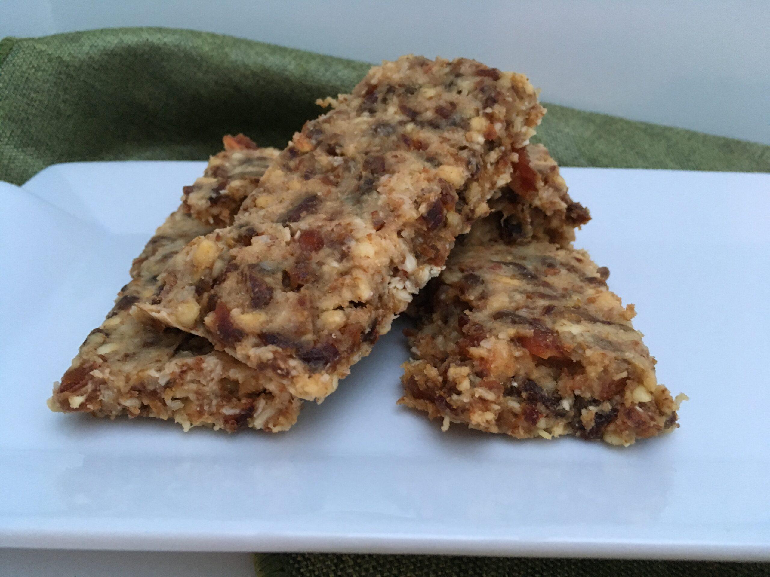 Barres granola santé