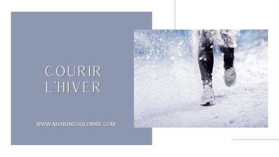 article de blog courir l'hiver